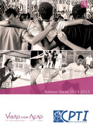 Balanço Social 2014-2015