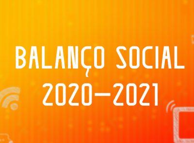 Balanço Social 2020-2021